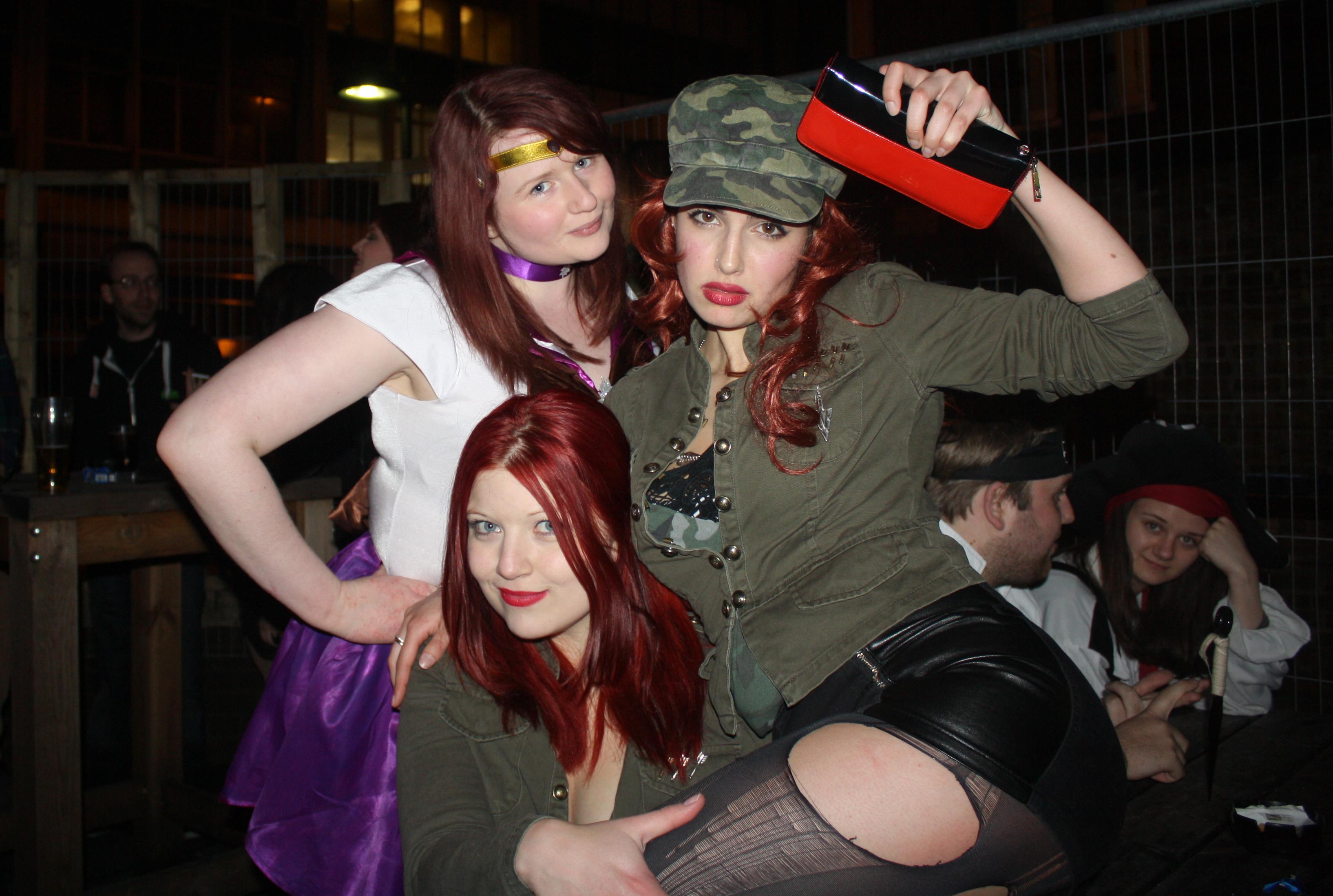 parties cosplay