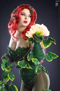 Poison Ivy Rei Doll