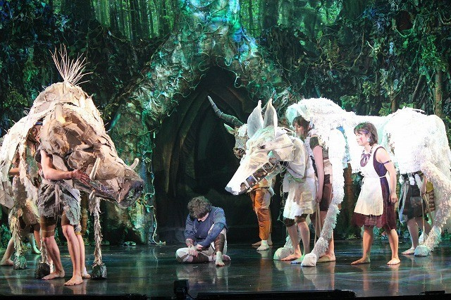 Princess Mononoke – New Diorama Theatre