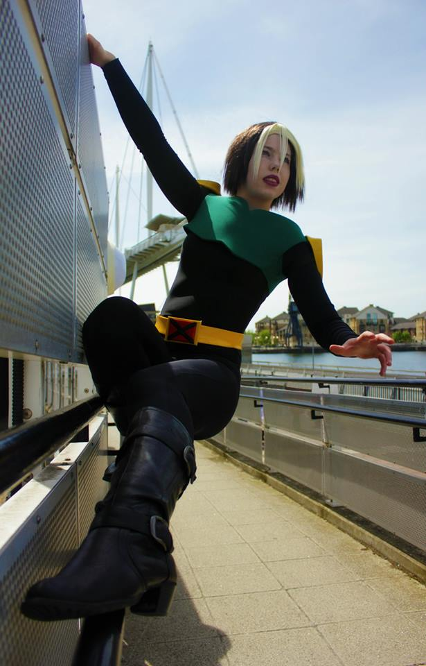 The best ofrogue cosplayers league of extraordinary cosplayers rogue theriza solutioingenieria Images