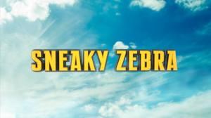 sneaky zebra logo