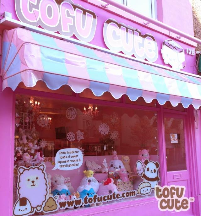 tofu cute shop