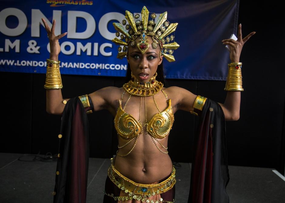 Name - Panterona Cosplay - Character - Akasha large