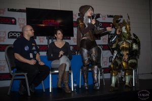 Eurocosplay judges panel