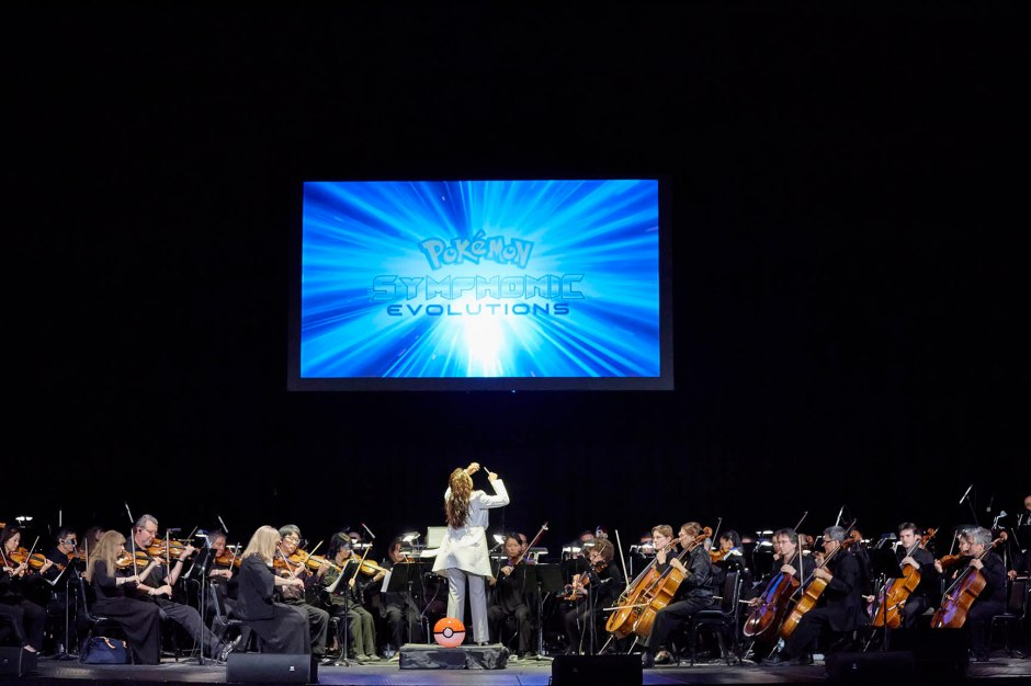 Pokémon: Symphonic Evolutions at The Theater